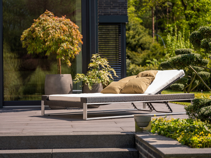 Liege Fotograf Moderner Balkon, Veranda & Terrasse