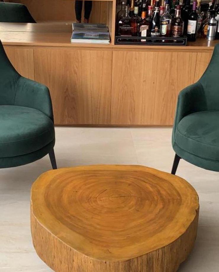 Camacã Design em Madeira Office spaces & stores Solid Wood