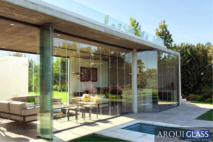 ARQUIGLASS Patios & Decks