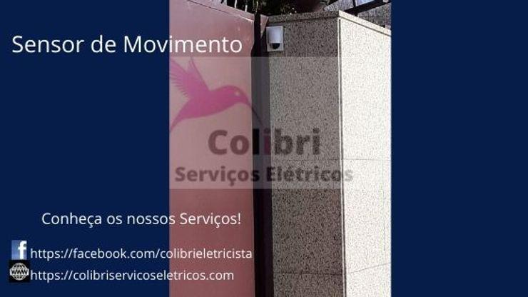 Colibri Serviços Elétricos Commercial Spaces Plastic Transparent
