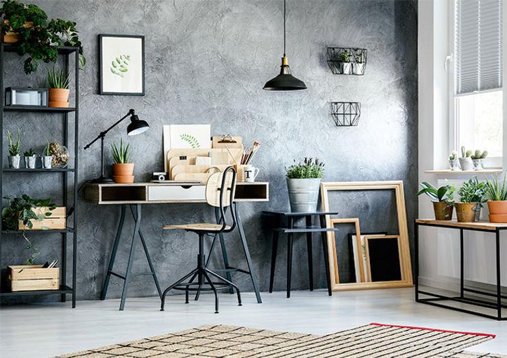 Venta Luxury concrete Modern Bedroom