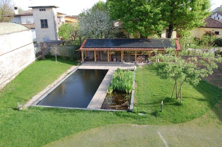Andrea Treu architetto Swimming pond