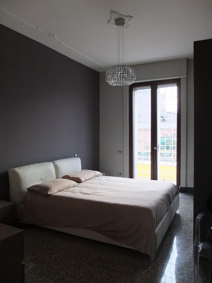 OPA Architetti Dormitorios modernos Gris