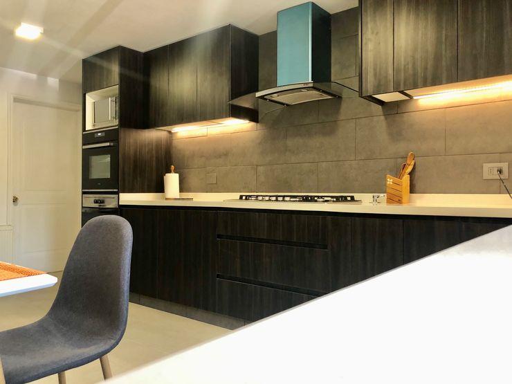 Vista 4 balConcept SpA Cocinas de estilo moderno