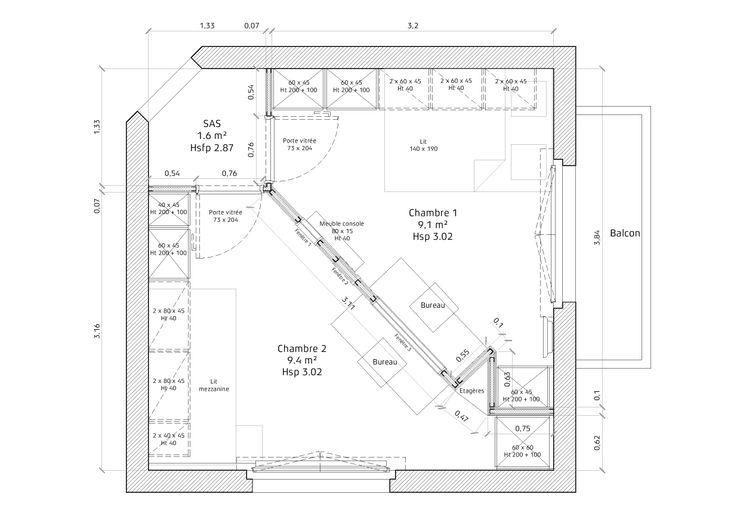 PLAN PROJET Lionel CERTIER - Architecture d'intérieur
