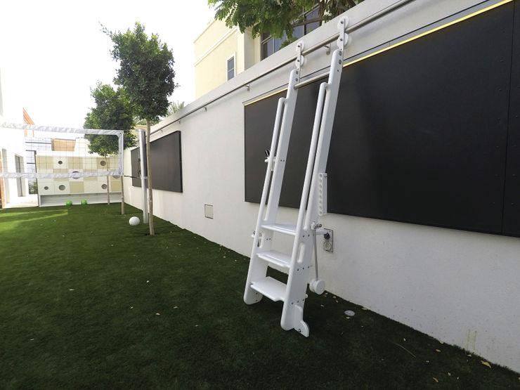 Adaptiv DC Moderne Kinderzimmer Metall Weiß