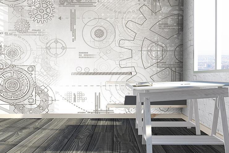 Creativarreda Modern Study Room and Home Office