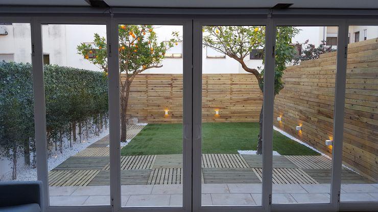 Penha de França ABITAH  Garden and Interior Design Jardins mediterrânicos