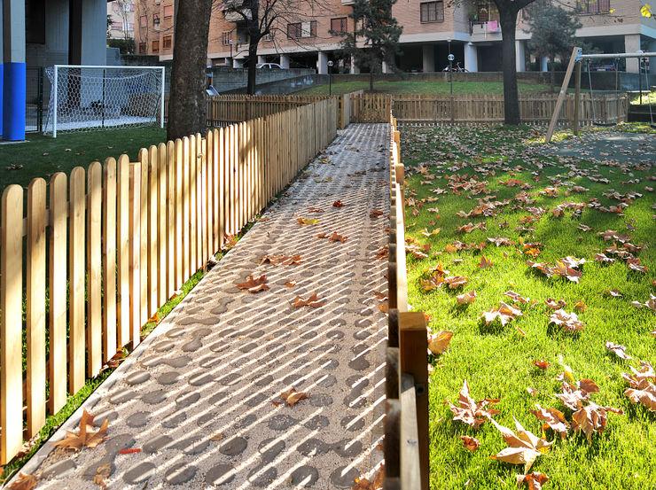 FAD Fucine Architettura Design S.r.l. Vorgarten