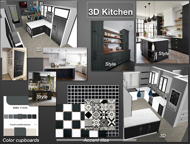 Detailed Specified rooms CS DESIGN