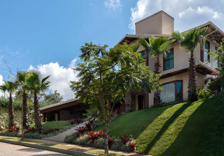 CP Paisagismo Jardines de estilo tropical