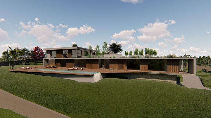 MJARC - Arquitetos Associados, lda Multi-Family house