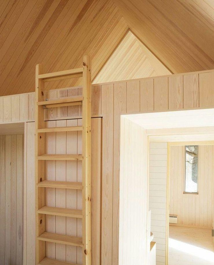 Green Living Ltd Pasillos, vestíbulos y escaleras de estilo moderno Madera maciza