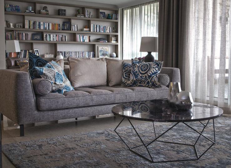 JY HOUSE ESRA AŞIKOĞLU Modern Oturma Odası