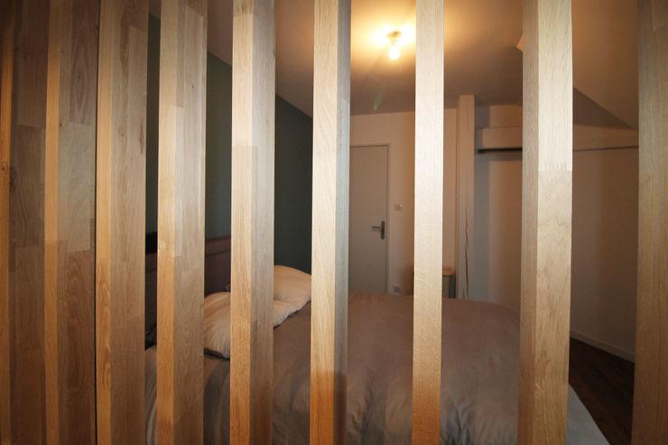 APPARTEMENT A SOUFFELWEYERSHEIM Agence ADI-HOME Petites chambres Bois massif Effet bois