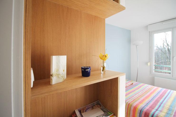 APPARTEMENT A HAGUENAU Agence ADI-HOME Petites chambres Bois Effet bois