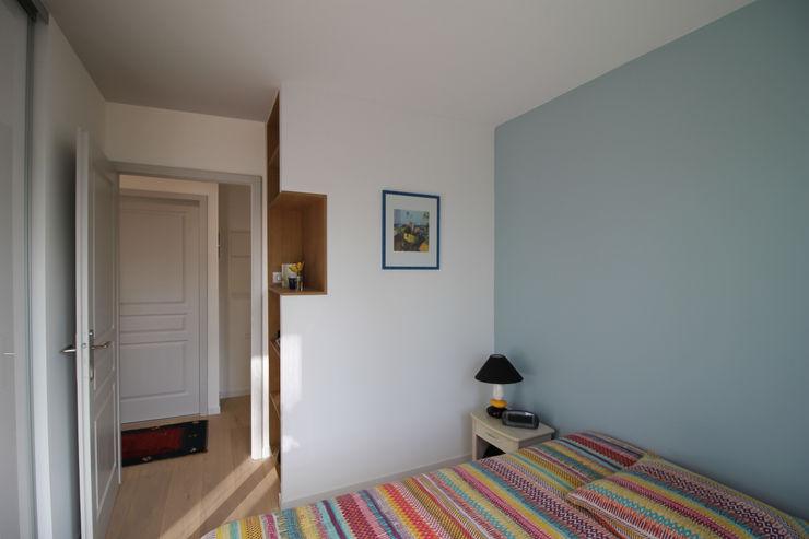 APPARTEMENT A HAGUENAU Agence ADI-HOME Petites chambres Briques Bleu