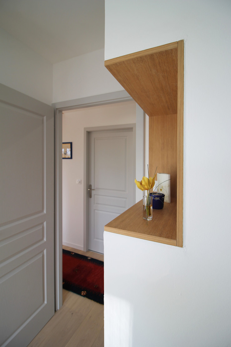 APPARTEMENT A HAGUENAU Agence ADI-HOME Petites chambres Briques Blanc