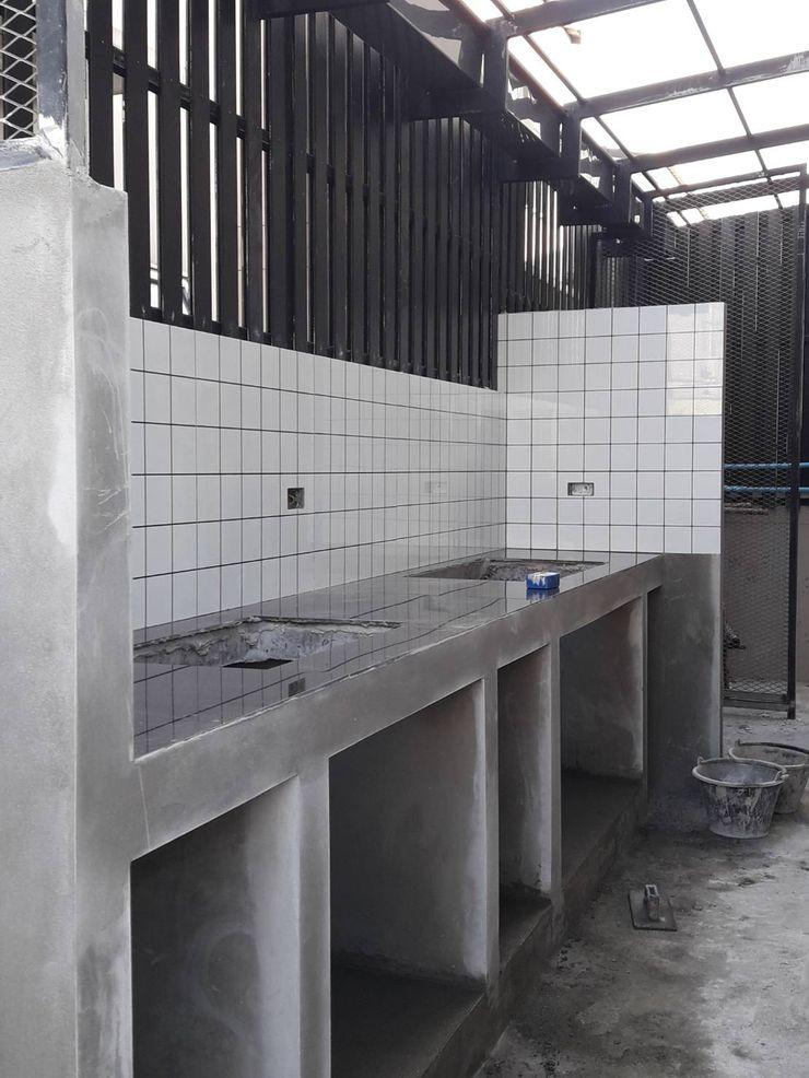 สายรุ้งรีโนเวท Modern kitchen