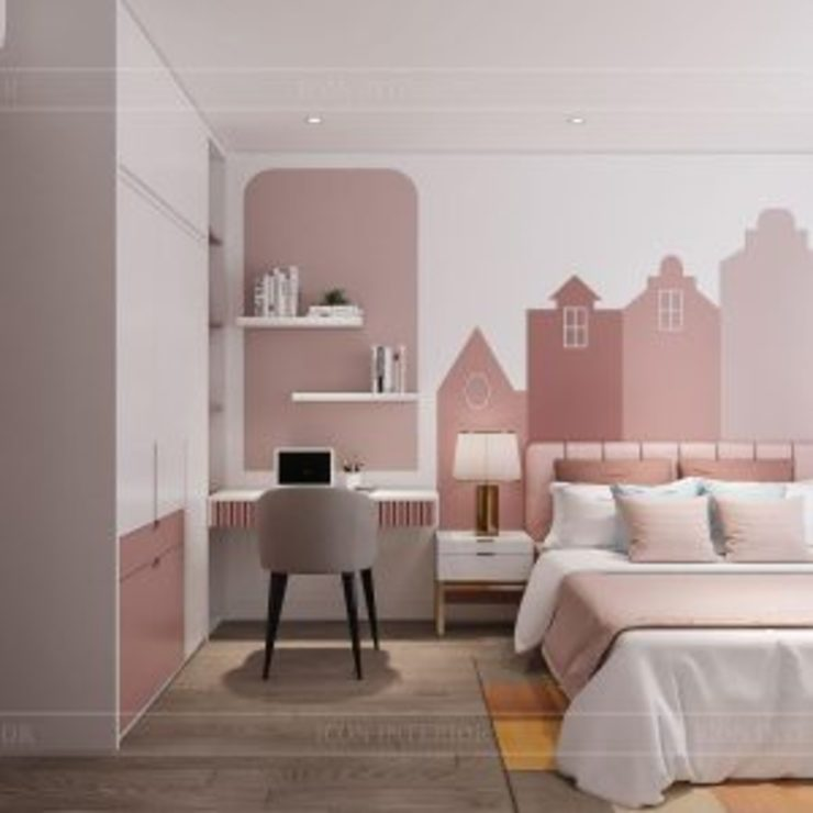 Thiết kế nội thất ICONINTERIOR Modern Bedroom