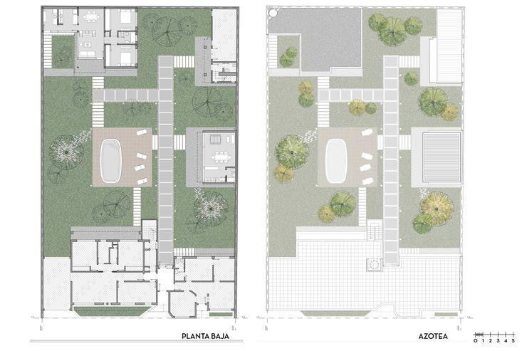 D4-Arquitectos منزل عائلي كبير