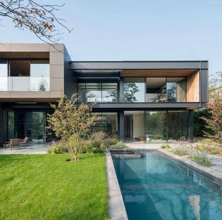 casa in legno passiva Green Living Ltd Casa passiva