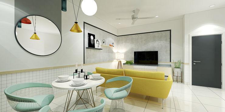 AG DESIGN STUDIO Living room