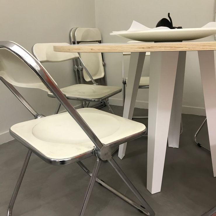ibedi laboratorio di architettura 辦公大樓 鋁箔/鋅 White