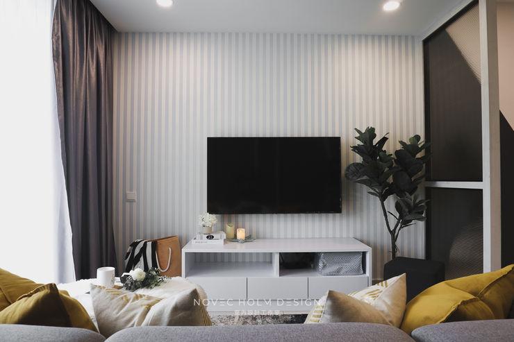 Novec Holm Design Salones modernos