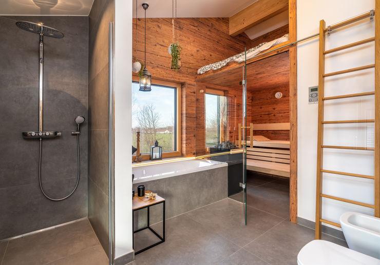 Vitalhaus Heidi Regnauer Hausbau Sauna