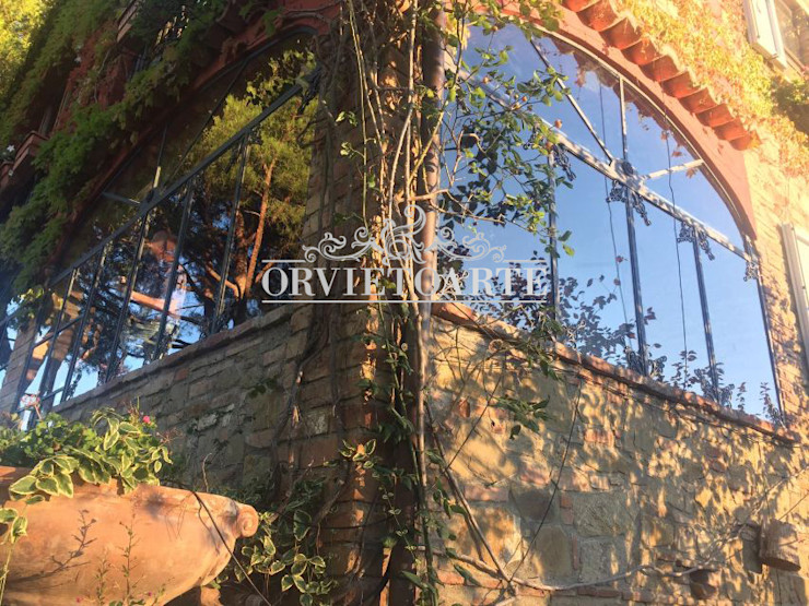 Orvieto Arte Industrial style conservatory