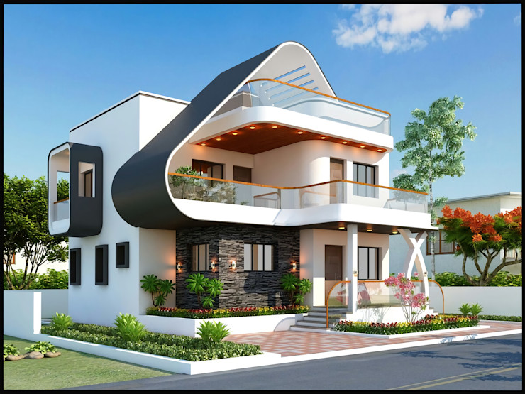 edbest34 CSA mimarlık Müstakil ev Beton