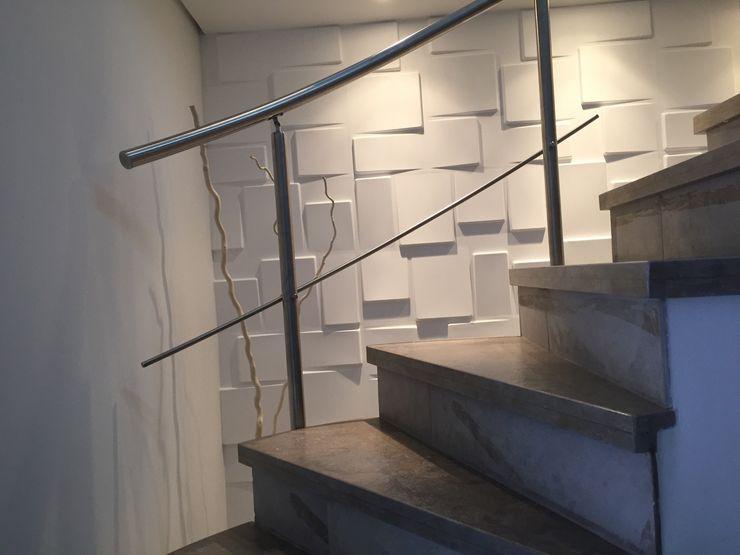 Edificio Almarú Rosales V&V Arquitectos SAS Escaleras