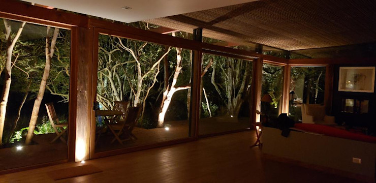 Wandersleben Chiang Soc. de Arquitectos Ltda. منزل خشبي