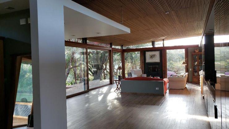 Wandersleben Chiang Soc. de Arquitectos Ltda. غرف نوم صغيرة