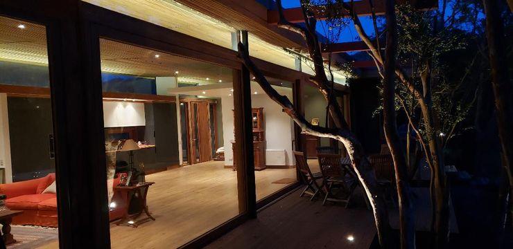 Wandersleben Chiang Soc. de Arquitectos Ltda. شرفة