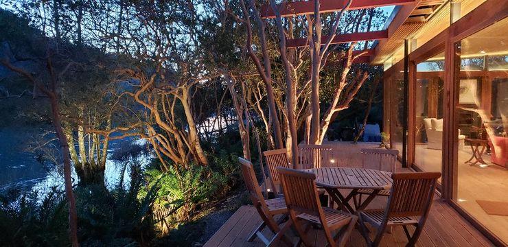 Wandersleben Chiang Soc. de Arquitectos Ltda. بلكونة أو شرفة