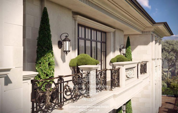Дизайн-студия элитных интерьеров Анжелики Прудниковой Classic style houses