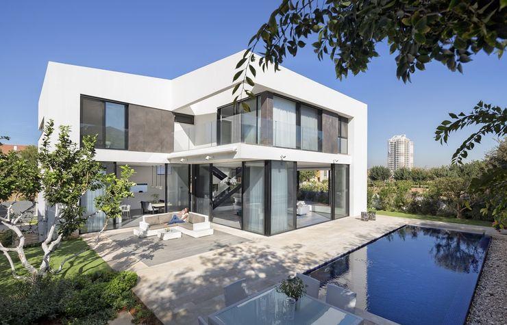 Residencial Inmobiliaria Square2 Casas modernas