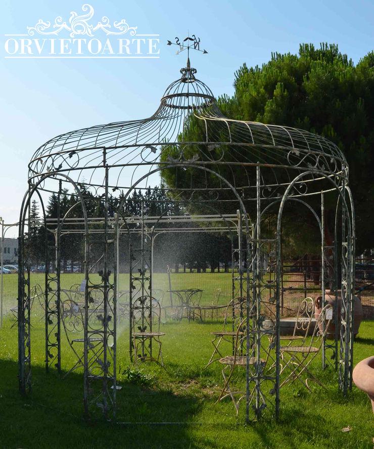 Orvieto Arte Garden Greenhouses & pavilions Iron/Steel