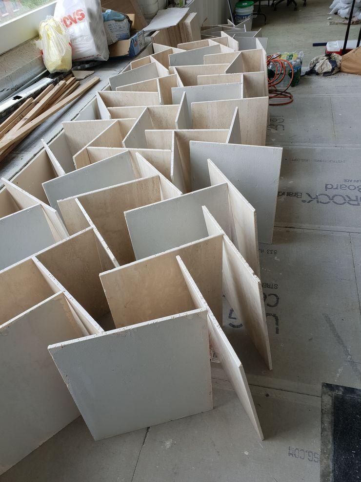 INDAMAR SRL Floors Stone White