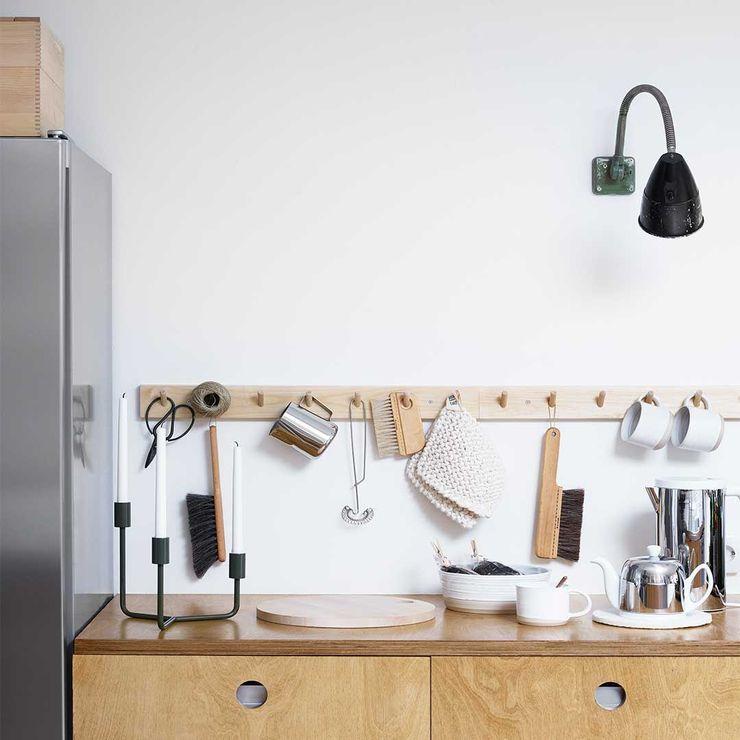 Zero Waste Produkte Nordic Butik /Bo Nordic Interior Design WohnzimmerAufbewahrung Holz Beige