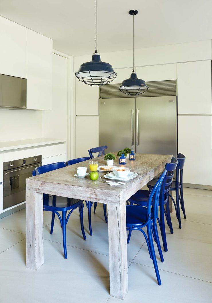 Ecologik Modern kitchen White