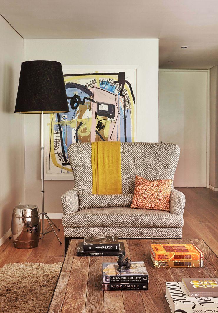 Ecologik Modern living room Multicolored
