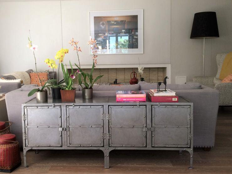 Ecologik Modern living room Grey