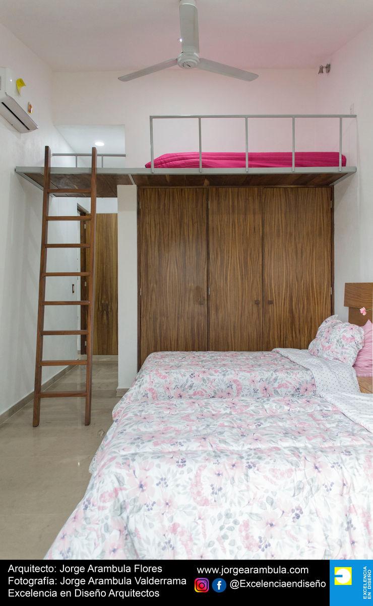 Casa Alejandra Excelencia en Diseño Dormitorios infantiles modernos