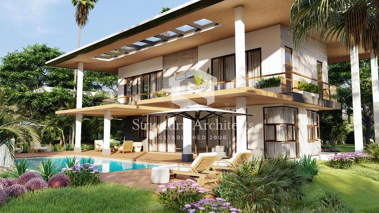 Structura Architects Villas