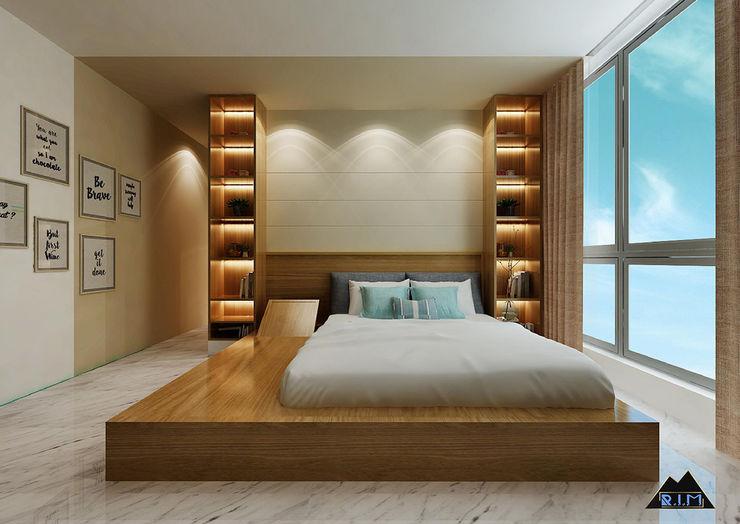Công ty trang trí nội thất RIM Decor Modern style bedroom