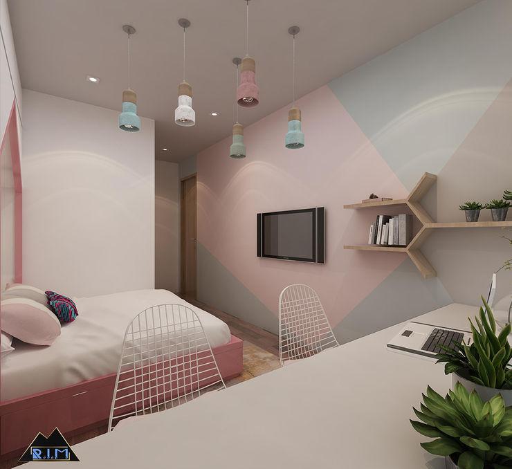 Công ty trang trí nội thất RIM Decor Small bedroom