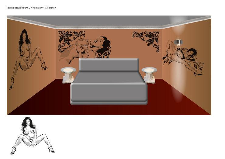 Erotikschablonen für Clubs, Disco, Bars und prickelndes privates Ambiente ab-design GmbH Ausgefallene Bars & Clubs